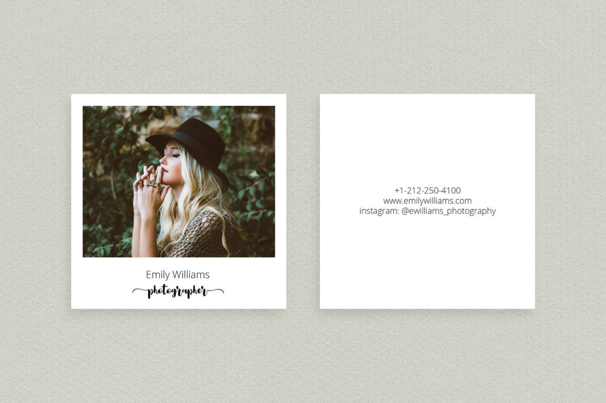Biglietto-da-visita-quadrato-stile-polaroid-2