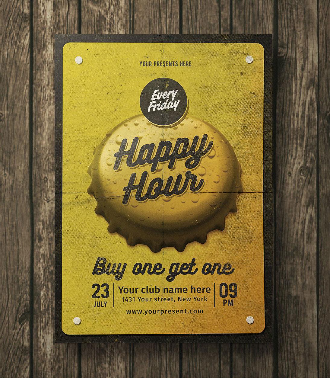 Volantino-promozionale-happy-hour-party-