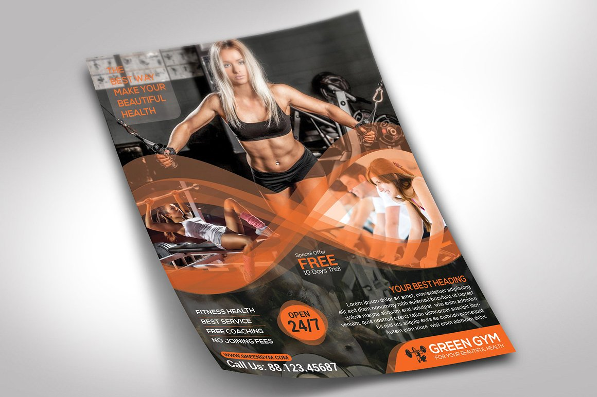 fitness flyer-2
