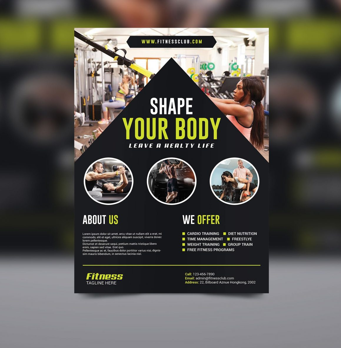 fitness flyer-3