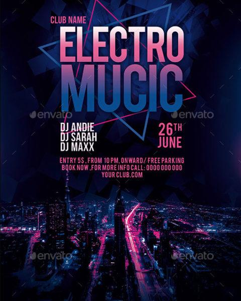 Volantino-per-evento-musicale-elettro-music-dj-set1
