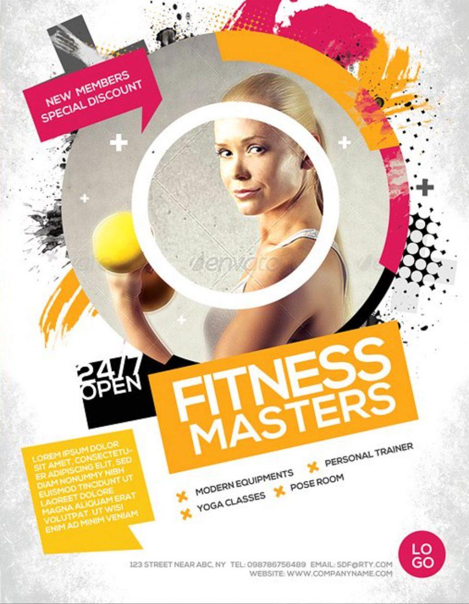 Flyer-per-palestre-e-corso-fitness-4