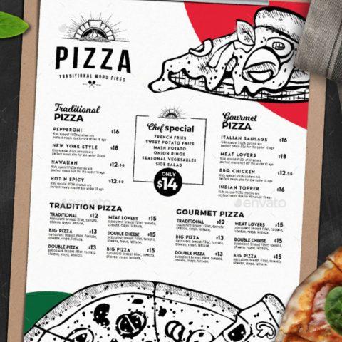 Menù per pizzeria-2