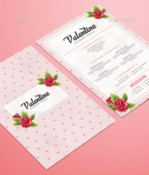 Semplice menù di San Valentino-2