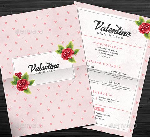 Semplice menù di San Valentino-3