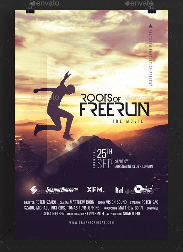 Volantino free run