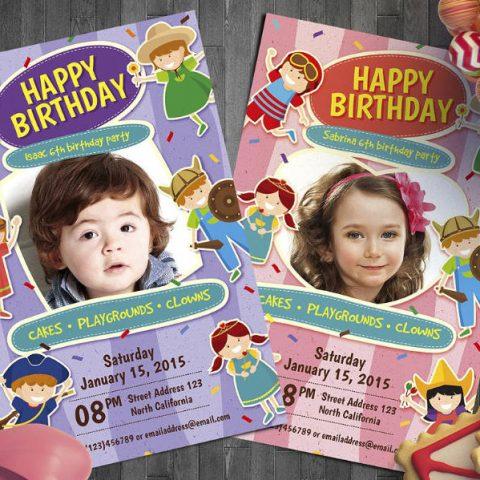 Festa di compleanno bimbo bimba