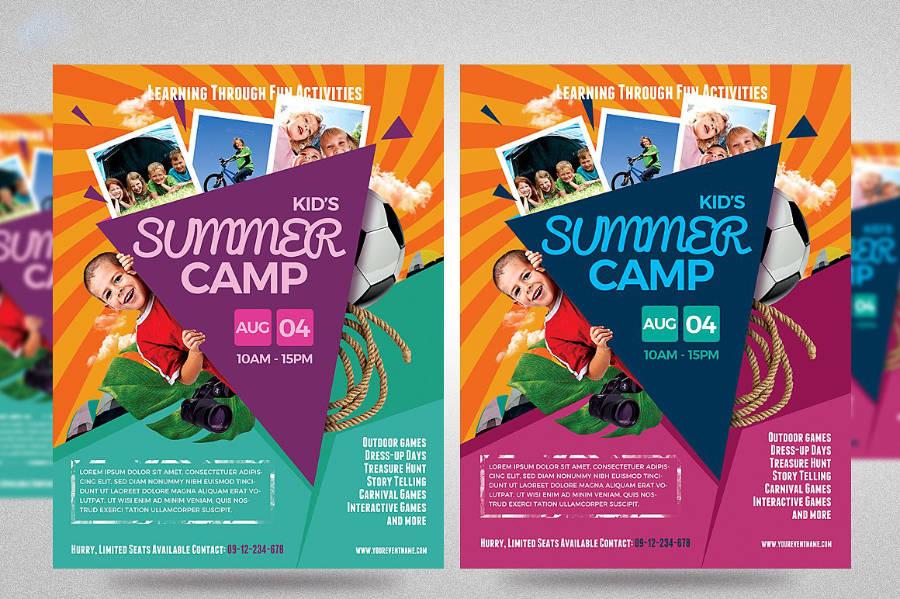Promozione summer camp ragazzi 2
