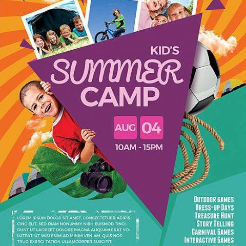 Promozione summer camp ragazzi