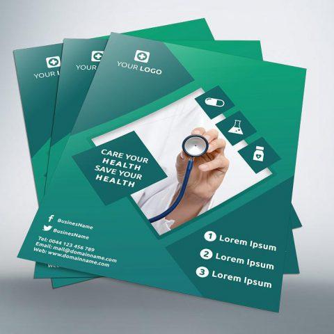Volantino promozione servizi medici 2