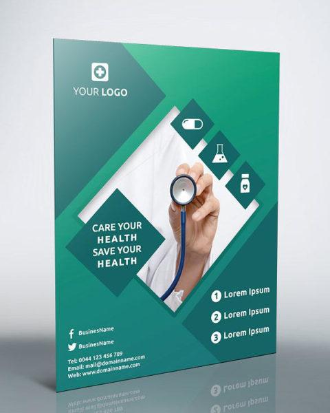 Volantino promozione servizi medici