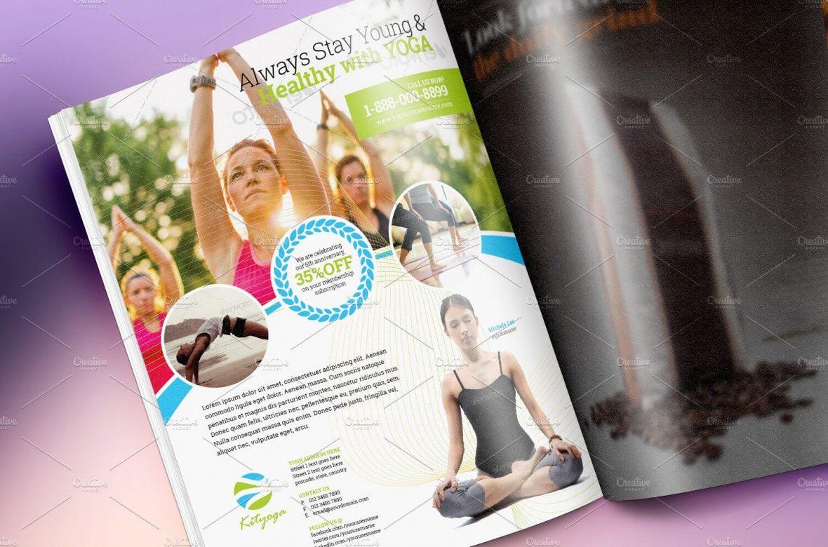 Volantino yoga meditazione 2 1