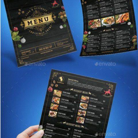 menu ristorante pizzeria