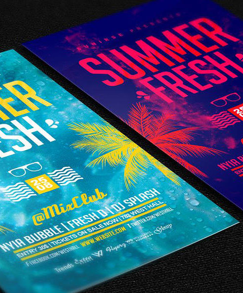 summer fresh flyer