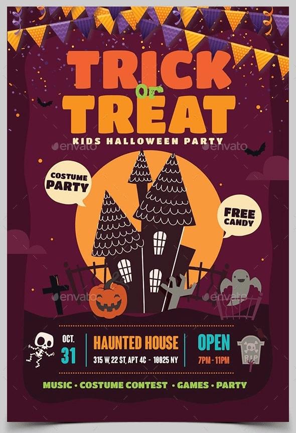 Festa di Halloween per bambini: idee per organizzarla al meglio 38