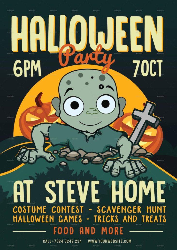 Festa di Halloween per bambini: idee per organizzarla al meglio 27