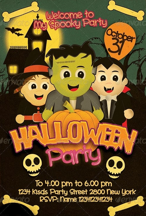 Festa di Halloween per bambini: idee per organizzarla al meglio 30