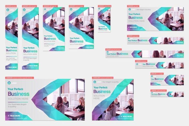 Progetti grafica pubblicitaria in pacchetti per agenzie 14
