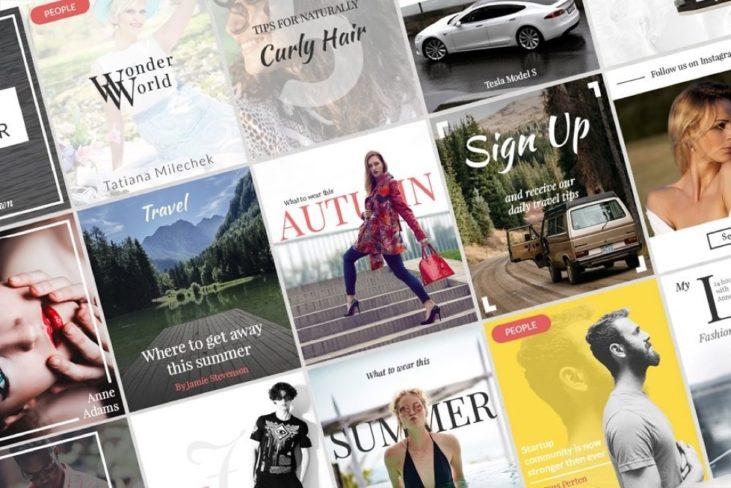 Progetti grafica pubblicitaria in pacchetti per agenzie 11