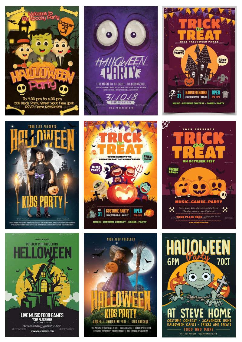 Collezione speciale: festa di Halloween per bambini 1
